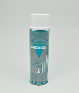 All Solv Vandalism Remover 750ML