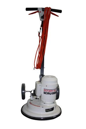 Polivac C27 Rotary Scrubber