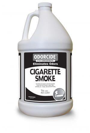 Odorcide Cigarette Smoke